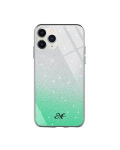 Чехол Swarovski Case для iPhone 11 Pro  Green