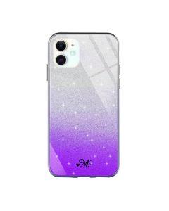 Чехол Swarovski Case для iPhone 11 Violet