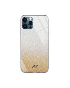 Чехол Swarovski Case для iPhone 12 Pro Max Orange