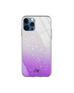 Чехол Swarovski Case для iPhone 12 Pro Max Violet
