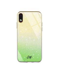 Чехол Swarovski Case для Samsung A01 Core/A013 Yellow/Green