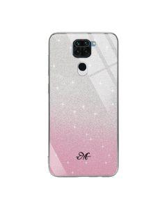 Чехол Swarovski Case для Xiaomi Redmi Note 9/Redmi 10x Pink