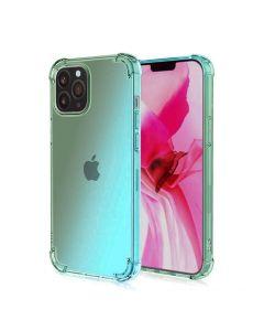 Чехол Ultra Gradient Case для iPhone 12/12 Pro Blue/Green