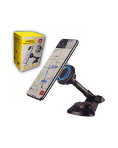 Автодержатель для телефона магнитный Universal Car Holder CT-312 Black