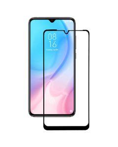 Защитное стекло для Huawei Y7 2018 5D Black (тех.пак)