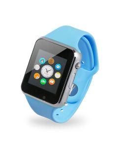 Смарт-часы Smart Watch A1 Blue УЦЕНКА