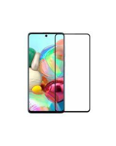 Защитное стекло для Samsung A71-2020/A715/M51/M515 3D Black