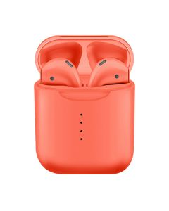 Bluetooth Наушники Air Pods V8-TWS + Pop Up Red