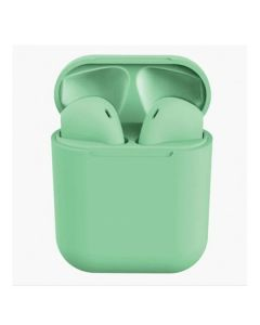 Bluetooth Наушники Air in Pods i12-TWS + Pop Up Green