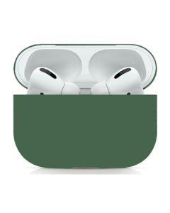 Футляр для наушников AirPods  Pro Ultra Thin Case Dark Green