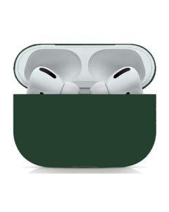 Футляр для наушников AirPods Pro Ultra Thin Case Dark Night Green