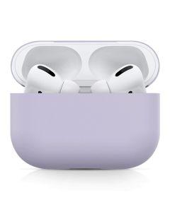 Футляр для наушников AirPods Pro Ultra Thin Case Lavender