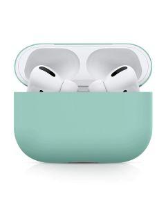 Футляр для наушников AirPods  Pro Ultra Thin Case Mint