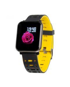 Смарт-часы Gelius Pro GP-CP11 (Amazwatch) Black/Yellow