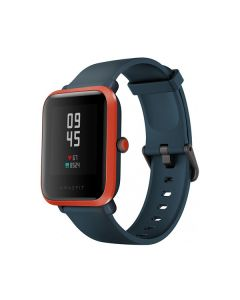 Смарт-часы Amazfit Bip S Smartwatch Red Orange