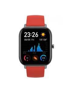Смарт-часы Amazfit GTS Vermillion Orange