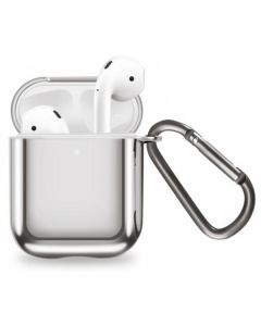 Футляр для наушников AirPods 2 Amazing Thing Supreme Solid Case Space Grey