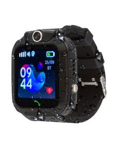 Детские умные часы AmiGo GO002 Swimming Camera WiFi Black