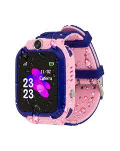 Детские умные часы AmiGo GO002 Swimming Camera WiFi Pink