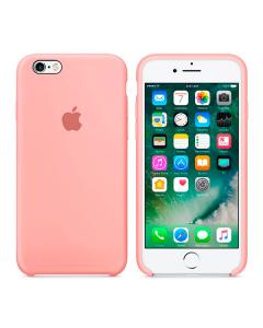 Чехол Soft Touch для Apple iPhone 6/6S Light Pink