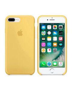 Чехол Soft Touch для Apple iPhone 8 Plus Gold