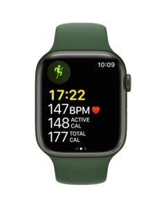 Apple Watch Series 7 45mm Green Aluminium Case