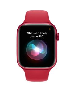 Apple Watch Series 7 45mm Product Red Aluminium Case