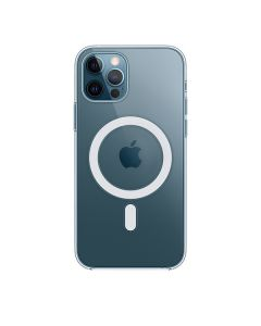 Чехол Apple iPhone 12/12 Pro Clear Case with MagSafe (MHLM3ZE/A)