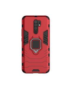 Чехол Armor Case 2.0 для Xiaomi Redmi 9 Red