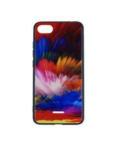 Silicon Mirror Case для Xiaomi Redmi 6a Art Mix №2