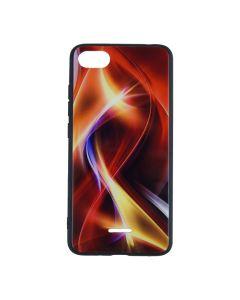 Silicon Mirror Case для Xiaomi Redmi 6a Art Mix №8