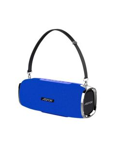 Портативная Bluetooth колонка Aspor A6 Blue