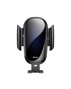Автодержатель для телефона Baseus Smart Car Mount Cell Phone Holder Black