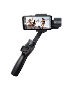 Стабилизатор для смартфона Baseus Control Smartphone Handheld Gimbal Stabilizer Grеy (SUYT-0G)