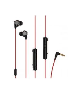 Наушники Baseus Immersive virtual 3D gaming earphone H08 Red/Black (NGH08-91)