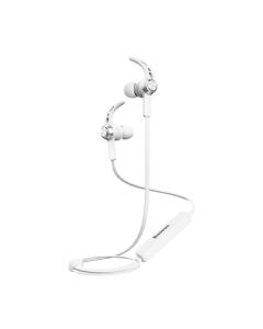 Bluetooth Наушники Baseus Licolor Bluetooth Silver/White (NGB11-02)