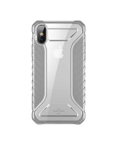 Чехол Baseus Michelin for iPhone X/XS Grey