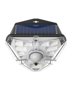 Светильник фасадный Baseus Energy Collection Series Solar (Triagle Shape) Black
