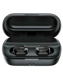 Bluetooth Наушники Baseus W1 Enkok TWS Black