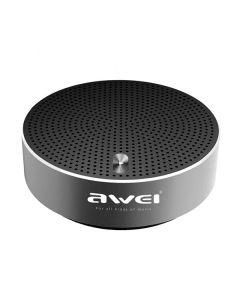 Портативная Bluetooth колонка Awei Y800 Grey