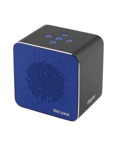 Портативная Bluetooth колонка Wesdar K31 Black/Blue