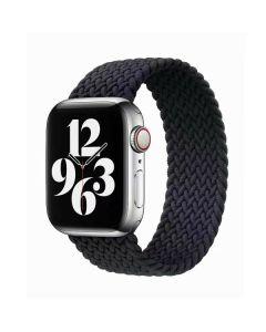 Ремешок для Apple Watch 42mm/44mm Braided Solo Loop Charcoal (S/130mm)