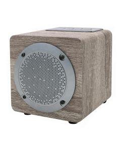 Портативная Bluetooth колонка BY3080 Grey Wood