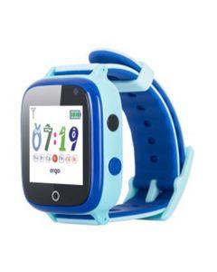 Детские умные часы Ergo GPS Tracker Color C020 Blue