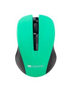 Беспроводная мышь Canyon CNE-CMSW1GR Green
