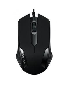 Проводная мышь Canyon CNE-CMS02B Black