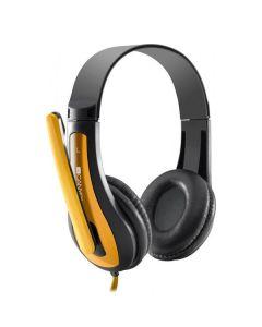 Наушники Canyon HSC-1 Black/Yellow (CNS-CHSC1BY)