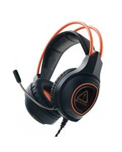 Наушники Canyon Nightfall Black/Orange (CND-SGHS7)