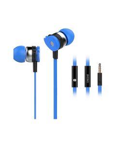 Наушники с микрофоном Celebrat D1 Blue