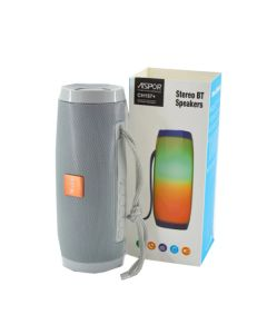 Портативная Bluetooth колонка Aspor CHE 157 Plus Silver